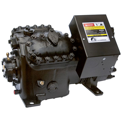 88-1509 - 25 HP COMPRESSOR STD REF COOLED