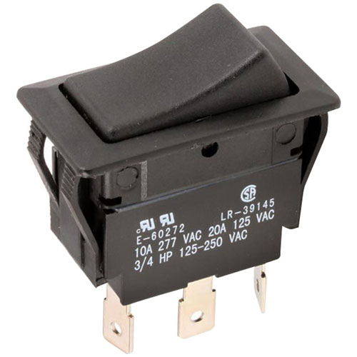 AMERICAN RANGE - A10084 - ROCKER FAN SWITCH ON/ON/MAINTN