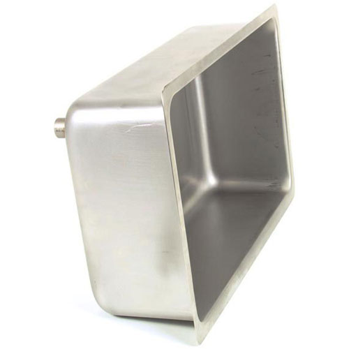 APW - 55304 - 500 WELL PAN W/DRAIN & STUDS