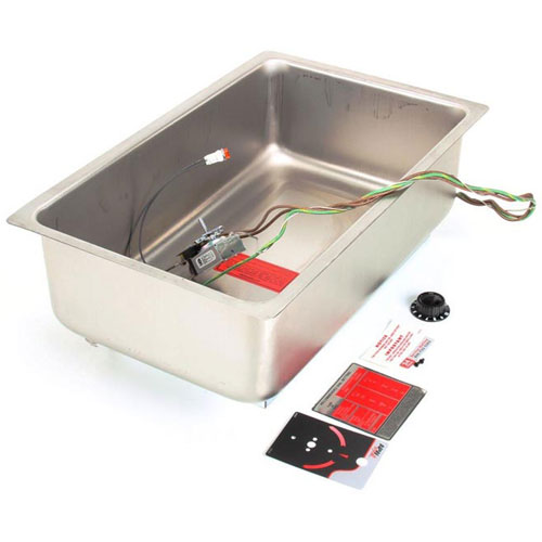 APW EQUIP - 55320 - PAN WITH DRAIN