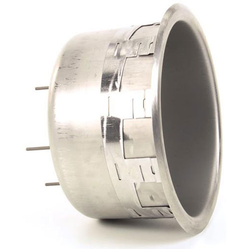 APW - 56590 - 11QT ROUND WELL PAN ASSY W/DR
