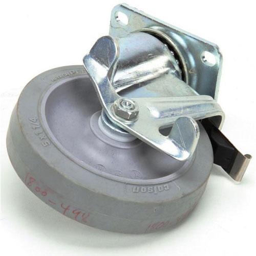 ATLAS - 1800-498 - 5 CASTER W/LOCK (LH)