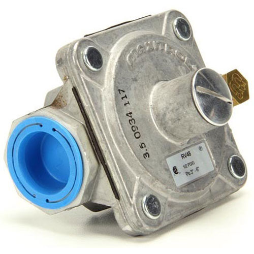 BAKERS PRIDE - M1184X - 3/4 PRESSURE REGULATOR 3.5W