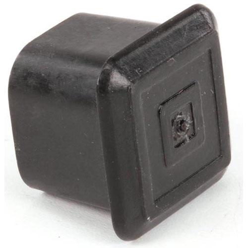 BEVLES - 783096 - PLUG SQUARE POLY PLUG .75 X .75