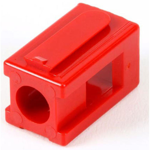 BEVLES - 784548 - MOUNTING ADAPTERLOCK RED CONNECTOR