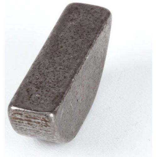 DOUGHPRO - KW931634 - 3/16 WOODRUFF KEY PLAIN STEEL