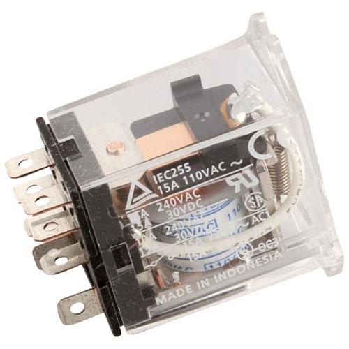 STAR MFG - 2E-30600-11 - RELAY 120V SPDT FLANGE