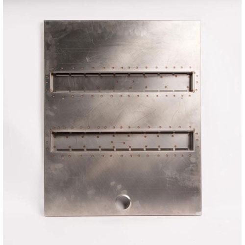 NIECO - 17007 - 1015 VENTED GREASE PAN WL