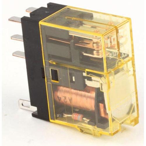 NIECO - 18093 - 24V COIL 250VAC RELAY 8 8A