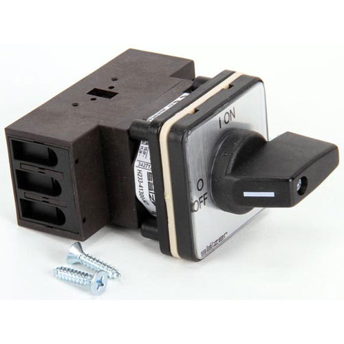 NIECO - 21314 - 40A ROTARY 3 POLE SWITCH