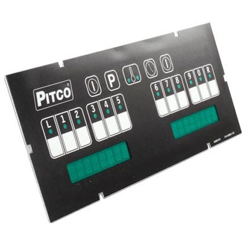 PITCO - 60126805-C - SGL BK MULTI CMPTR W/OVERLAYS