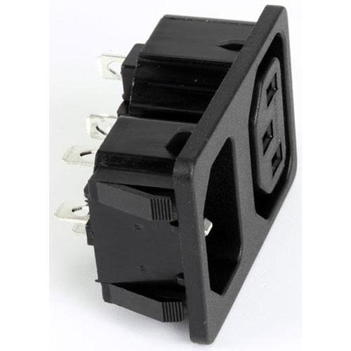 PITCO - 60148401 - INL & OUT POWER CONN IEC320