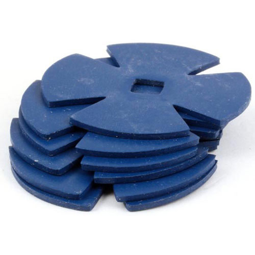 PRINCE CASTLE - 142-19S - BLUE FLAPPER VALVE 6 PKG