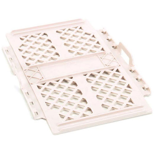 SILVER KING - 25828 - LID MILK CRATE