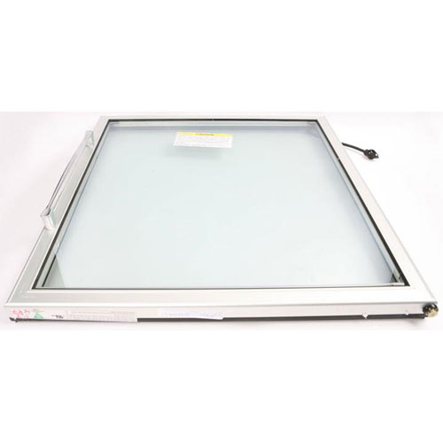 SILVER KING - 29172 - DOOR GLASS 115V SILVER