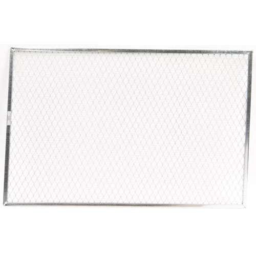 SILVER KING - 31222 - SCREEN FILTER RH INTAKE 17.34X