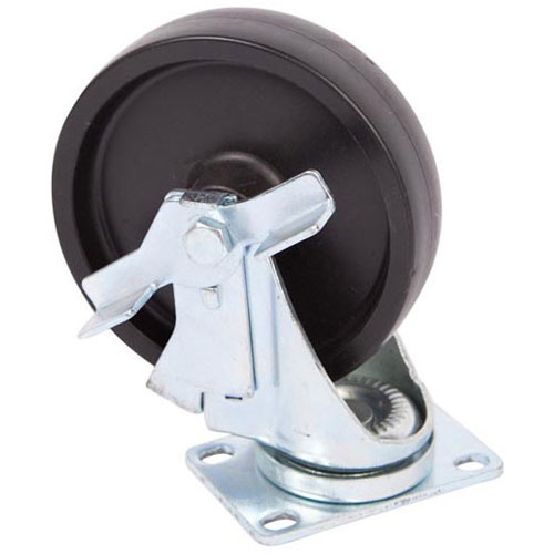 SILVER KING - 32192 - CASTER PLATE 5 WH/6 1/4 TH