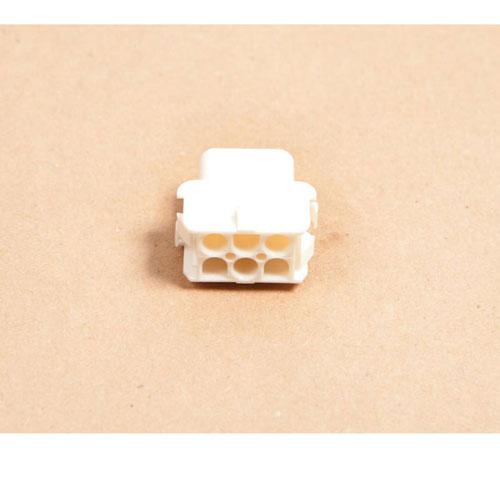 SOUTHBEND - 1165698 - 6 PIN CONN NYLON CAP 94V-0