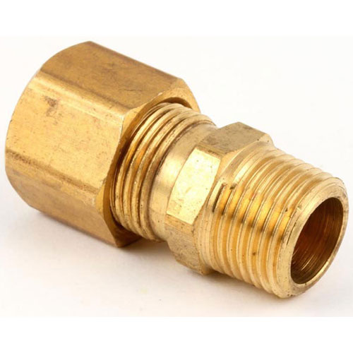 SOUTHBEND - 1166170 - 68C-8-6 MALE CONNECTOR BRASS