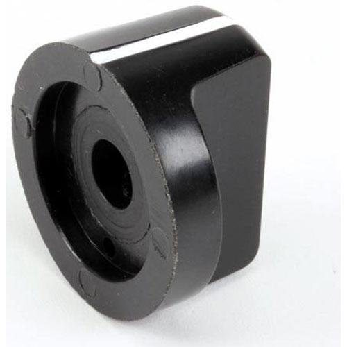 SOUTHBEND - 1175401 - 1/40 BLACK KNOB W/ SCREW SET