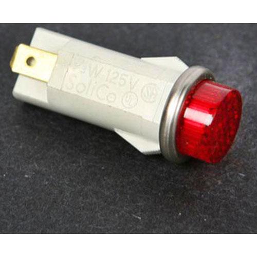 VULCAN HART - 00-844367-00055 - LIGHT RED PILOT