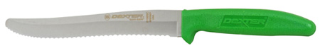137-1366 - GREEN KNIFE
