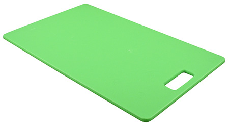 150-6122 - GREEN CUTTING BOARD 16X25