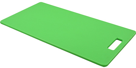 150-6124 - 13.5 X 25.5 GRN CUTTING BOARD