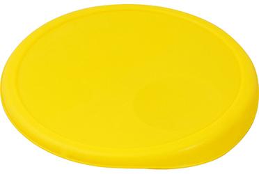 262-1166 - YELLOW LID FOR 18 QT TEA BUCKET