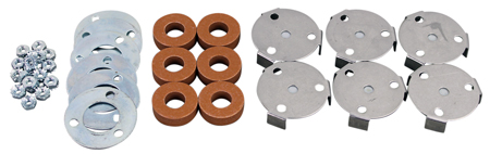801-0753 - BEARING/RETAINER KIT