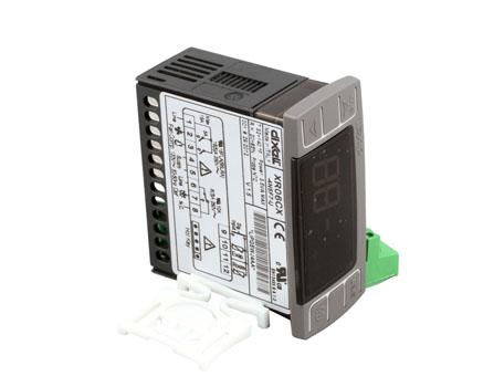 NOR-LAKE - 140528 - DIXELL XR06CX-4N5F7 FRZR