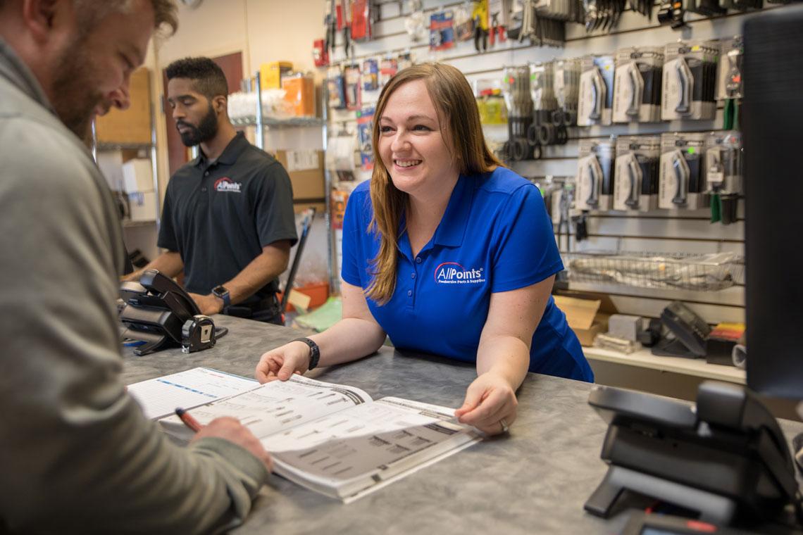AllPoints customer service