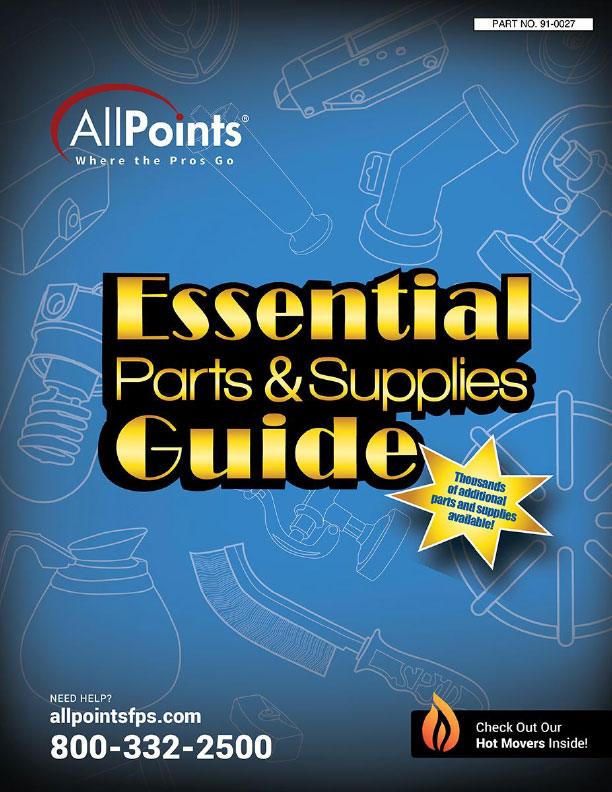 Essential Parts & Supplies Guide