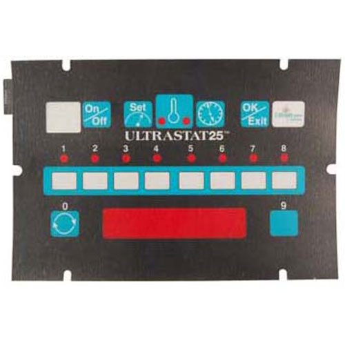 Equipment Parts OVERLAY,ULTRASTAT 25 FMP 103-1076 Franklin