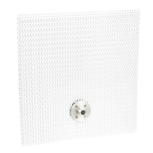 "Equipment Parts SCREEN,FILTER(12""SQ,OFST HOLE) FMP 103-1100 Franklin"