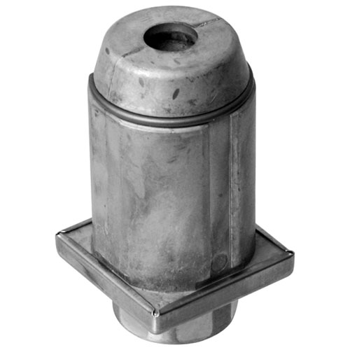 """FOOT (S/S, F/ 2""""OD SQ) FMP 119-1060 Replacement Parts Franklin"""