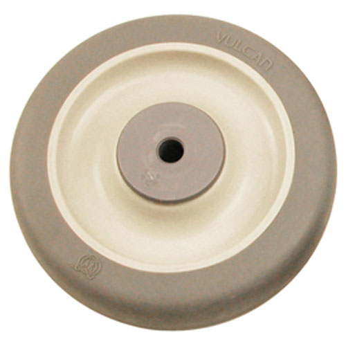 """WHEEL (3-1/2"""",3/8ID,W/BSH,GRY) FMP 120-1032 Replacement Parts Franklin"""