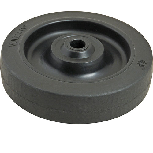 """WHEEL (5"""", 3/8""""ID,W/BSH,BLK) FMP 120-1096 Replacement Parts Franklin"""