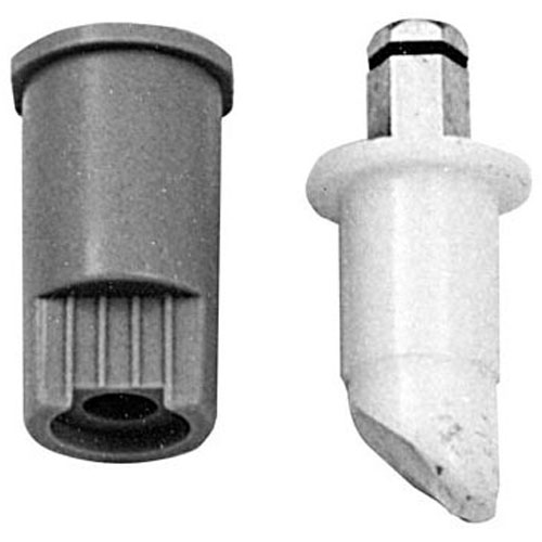 CAM, HINGE (SET,MALE & FEMALE) FMP 123-1136 Replacement Parts Franklin