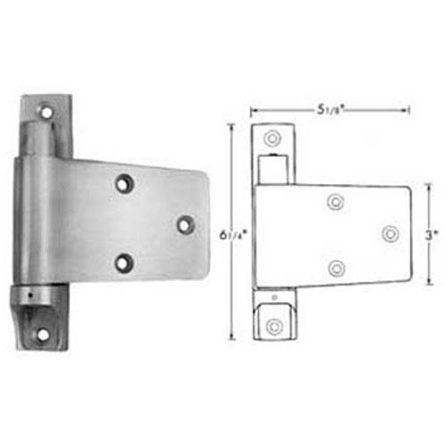 Equipment Parts HINGE,CAM (FL,LH,SPRING ASSIST FMP 123-1180 Franklin