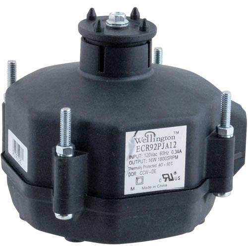 Equipment Parts MOTOR,EC (16W,CCW,1800 RPM) FMP 124-1336 Franklin