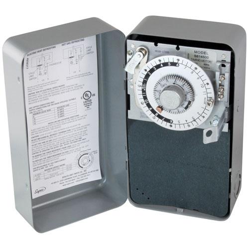 Equipment Parts TIMER,DEFROST CONTROL (120V) FMP 124-1341 Franklin