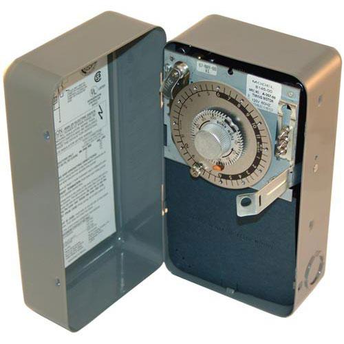 TIMER,DEFROST(120V,MECHANICAL) FMP 124-1434 Replacement Parts Franklin