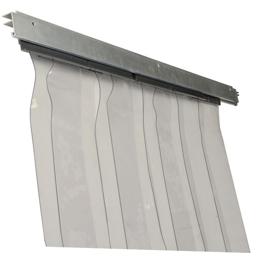 STRIP,CURTAIN(36X84,W/HARD)(10 FMP 124-1451 Replacement Parts Franklin