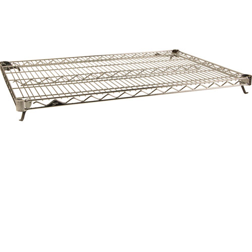 Equipment Parts SHELF,WIRE(SUP ADJ,18X60,CHRM) FMP 126-1866 Franklin
