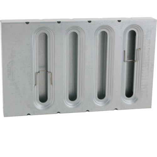 "Equipment Parts FILTER,BAFFLE(10X16""GALV,KASON FMP 129-1244 Franklin"