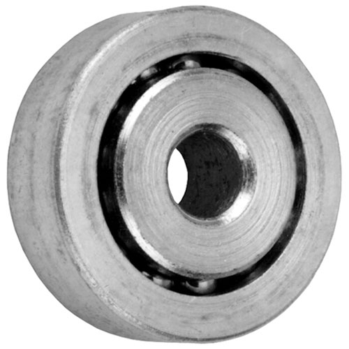 """ROLLER(1""""OD,1/4""""ID,NYLON TIRE) FMP 132-1006 Replacement Parts Franklin"""