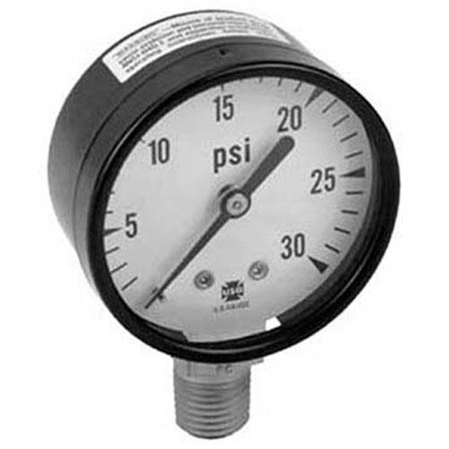 "GAUGE, PRESSURE(0-100PSI,2""OD) FMP 133-1136 Replacement Parts Franklin"