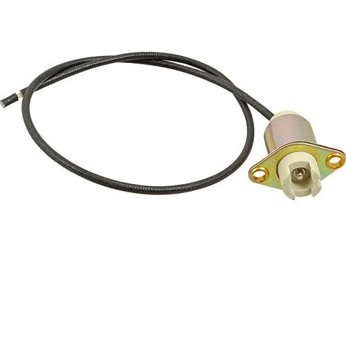 """SOCKET,LAMP (EZ TYPE,18""""LEAD)  FMP 170-1012 Replacement Parts Franklin"""