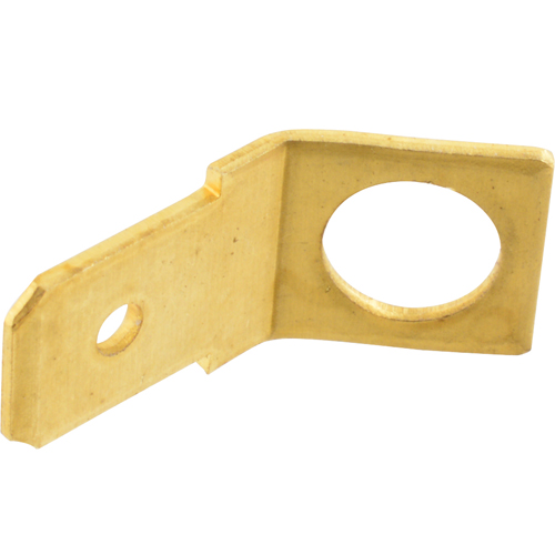 """ADAPTOR (1/4"""" TAB, MALE) (100) FMP 253-1160 Replacement Parts Franklin"""